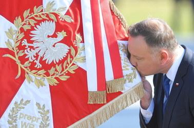 Prezydent Andrzej Duda zaprzysiężony przed Zgromadzeniem Narodowym [ZAPIS RELACJI]