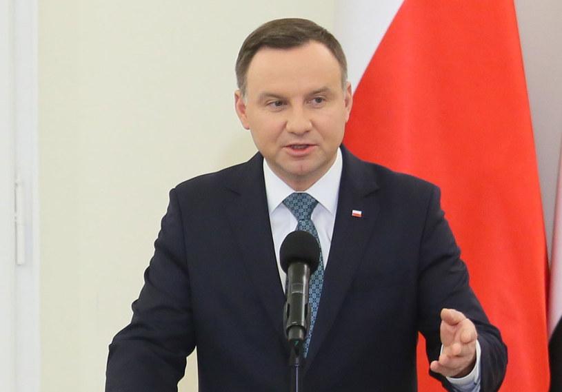 Prezydent Andrzej Duda: Zmiany w sądownictwie są konieczne /Leszek Szymański /PAP