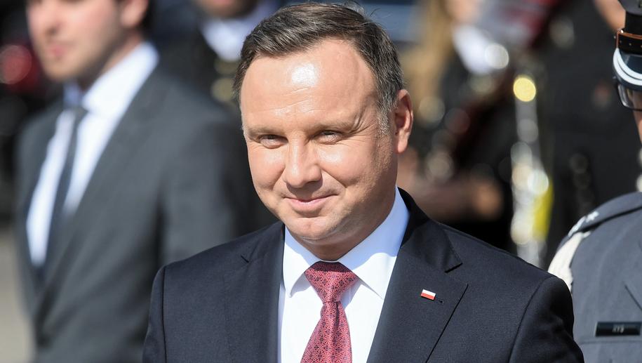 Prezydent Andrzej Duda /Tytus Żmijewski /PAP