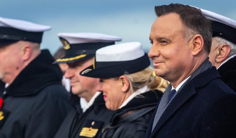 Prezydent Andrzej Duda /Piotr Zagiell /East News