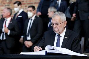 Prezydent Austrii w Auschwitz: Zarówno ofiary, jak i sprawcy byli częścią naszego społeczeństwa