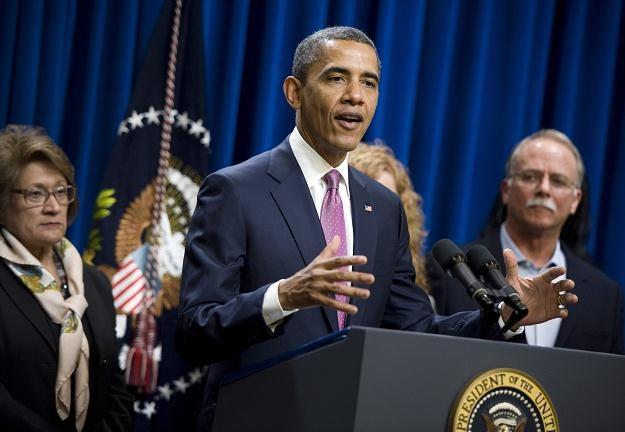 Prezydent Barack Obama/ fot. EPA/SHAWN THEW /PAP/EPA