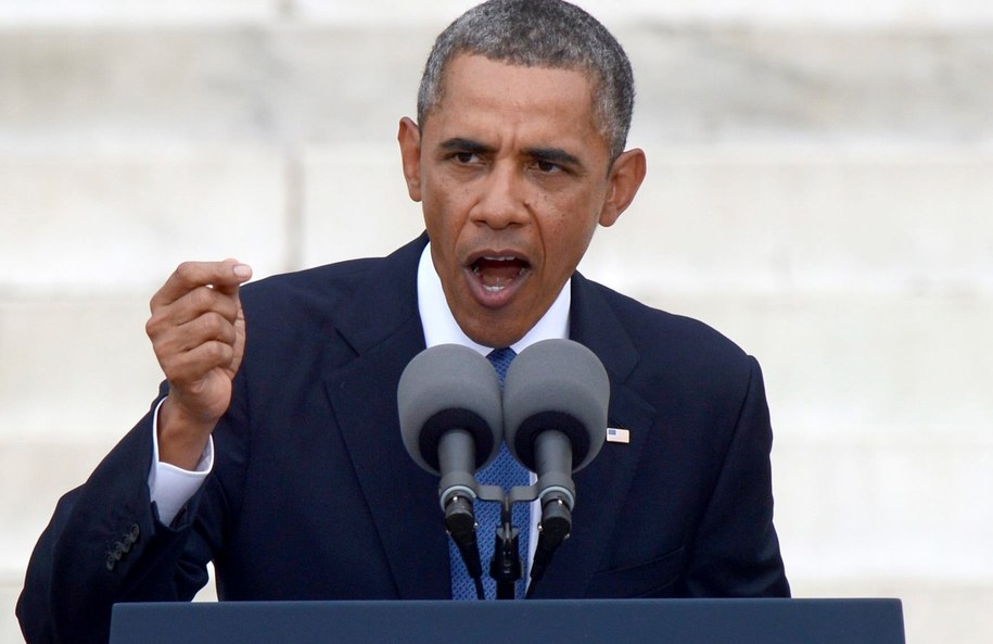 Prezydent Barack Obama /SHAWN THEW    /PAP/EPA