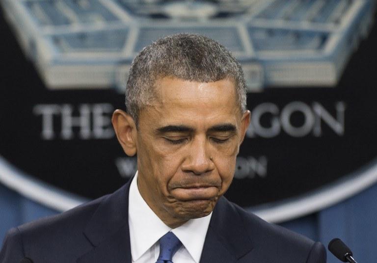 Prezydent Barack Obama /AFP