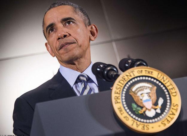 Prezydent Barack Obama /AFP /East News