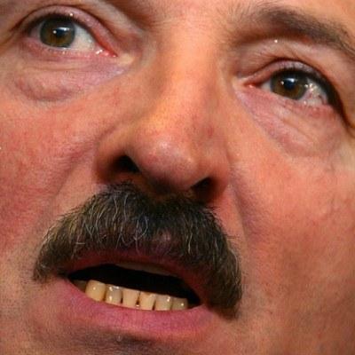 Prezydent Białorusi - Alaksandr Łukaszenka /AFP