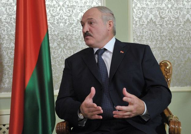 Prezydent Białorusi Alaksandr Łukaszenka /AFP