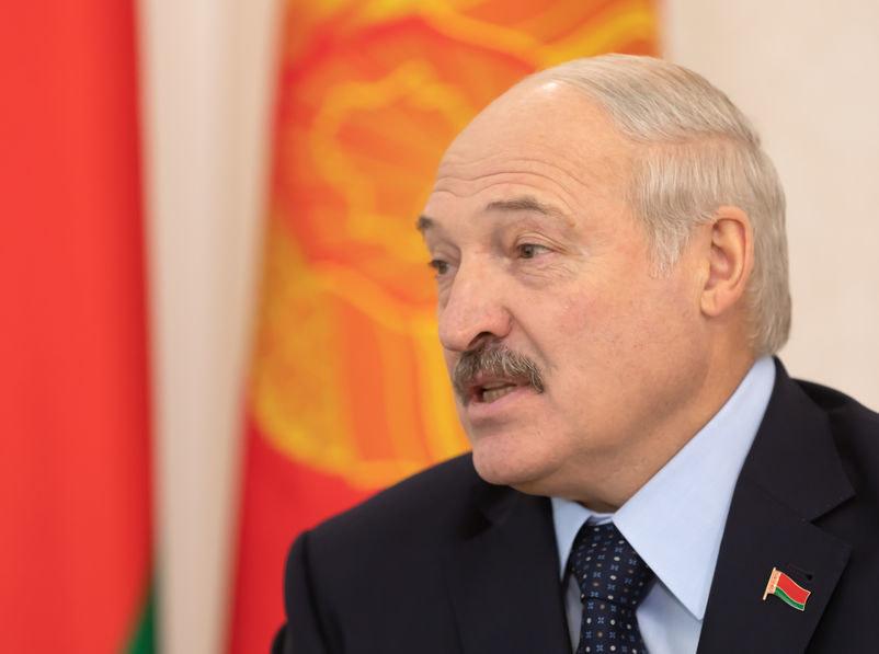 Prezydent Białorusi Aleksandr Łukaszenka /123RF/PICSEL