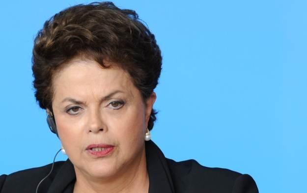 Prezydent Brazylii, Dilmy Rouseff, kolejny polityk będący wabikiem na internautów /AFP