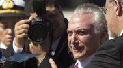 Prezydent Brazylii Michel Temer pozostaje na stanowisku