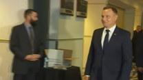 Prezydent bronił reformy sądownictwa podczas wizyty w Nowej Zelandii