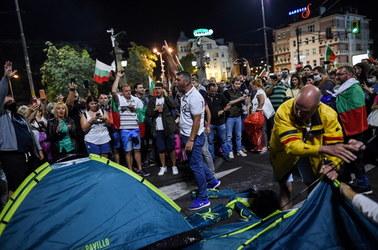 Prezydent Bułgarii chce dymisji rządu. Starcia przed parlamentem