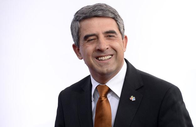 Prezydent Bułgarii Rosen Plewnelijew zarządził referendum /AFP