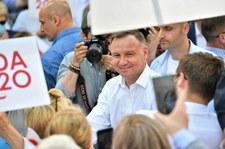 Prezydent: Chcę, żebyśmy wspólnie budowali piękną, silną Polskę