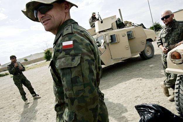 Prezydent chciałby, aby od 2011 r. Polska rozpoczęła wycofywanie wojsk z Afganistanu /AFP