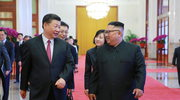 """Prezydent Chin i Kim Dzong Un rozmawiali o """"prawdziwym pokoju"""" i denuklearyzacji"""