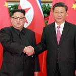 Prezydent Chin Xi Jinping spotkał się z Kim Dzong Unem