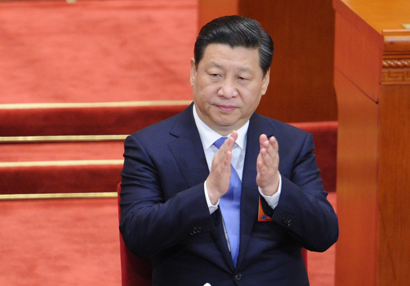 Prezydent Chin Xi Jinping /AFP