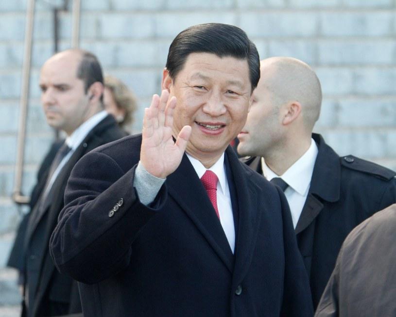 Prezydent Chin Xi Jinping /123RF/PICSEL