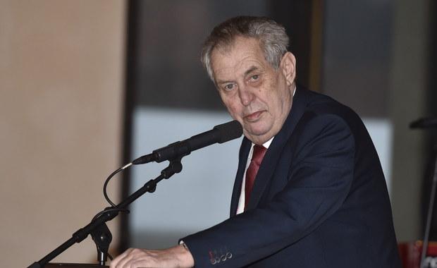 "Prezydent Czech mówi o ""porażce UE i KE"" ws. koronawirusa"