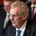 Prezydent Czech o reparacjach: Nie mamy powodu tym się zajmować