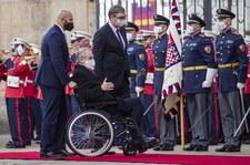 Prezydent Czech przeprasza za bombardowanie Jugosławii