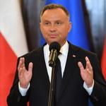 Prezydent: Drakońskie kary. Solidaryzuję się z Mariją Kalesnikawą i Maksimem Znakiem