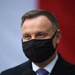 Prezydent Duda: Adam Glapiński na drugą kadencję w NBP