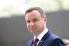 Prezydent Duda do Zełenskiego: Polska gotowa do pomocy Ukrainie