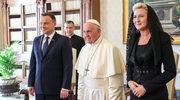 Prezydent Duda na audiencji u papieża. Zaprosił Franciszka do Polski