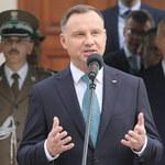 Prezydent Duda pisze do prezydenta Izraela ws. ataku na Marka Magierowskiego