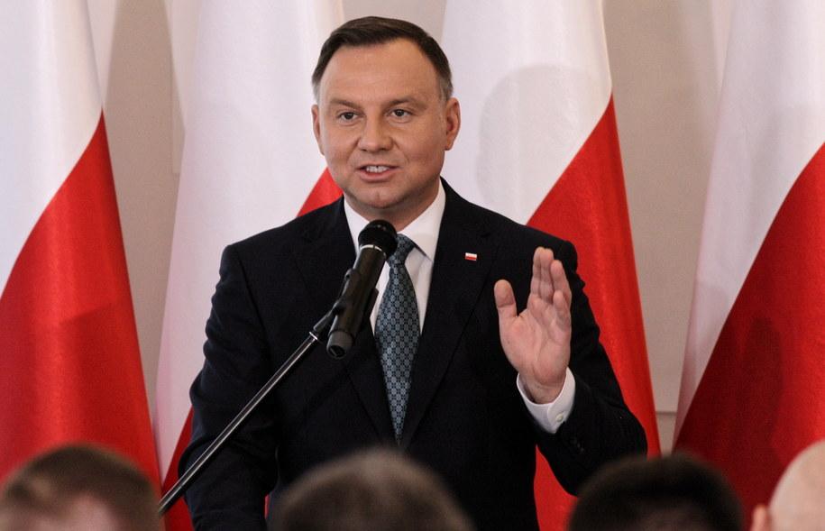 Prezydent Duda: Polska jest gotowa do dalszej wszechstronnej pomocy Ukrainie /PAP