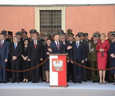 Prezydent Duda za zmianą konstytucji