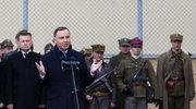 Prezydent Duda: Żołnierze Wyklęci rozumieli, że niepodległość jest najważniejsza