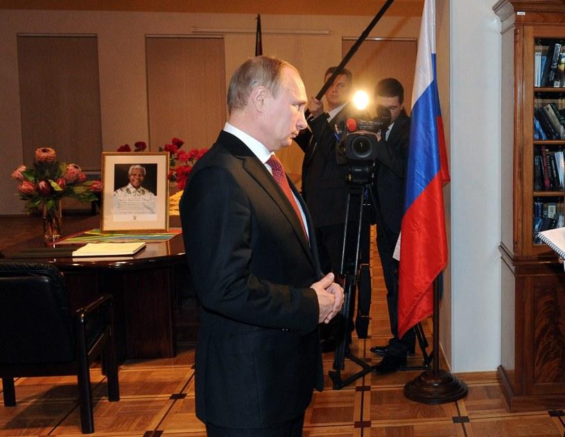 Prezydent Federacji Rosyjskiej Władimir Putin /PAP/EPA