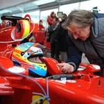 Prezydent Ferrari woli Kubicę, niż Vettela