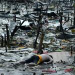 Prezydent Filipin: 2-2,5 tys. ofiar tajfunu Haiyan