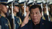 Prezydent Filipin grozi: Jeżeli uznam, że powinniście umrzeć, zginiecie