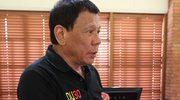 """Prezydent Filipin: Policjanci mogą zabić, gdy aresztowany stawia opór. """"To mój rozkaz"""""""