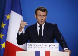 Prezydent Francji: Polska będzie poza europejskim mechanizmem finansowej solidarności