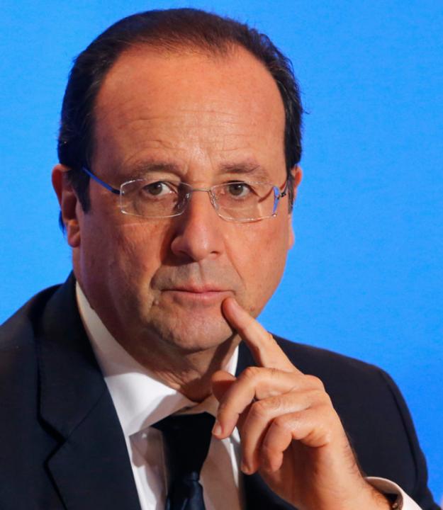 Prezydent Francji posądzony o romans, grozi pozwem