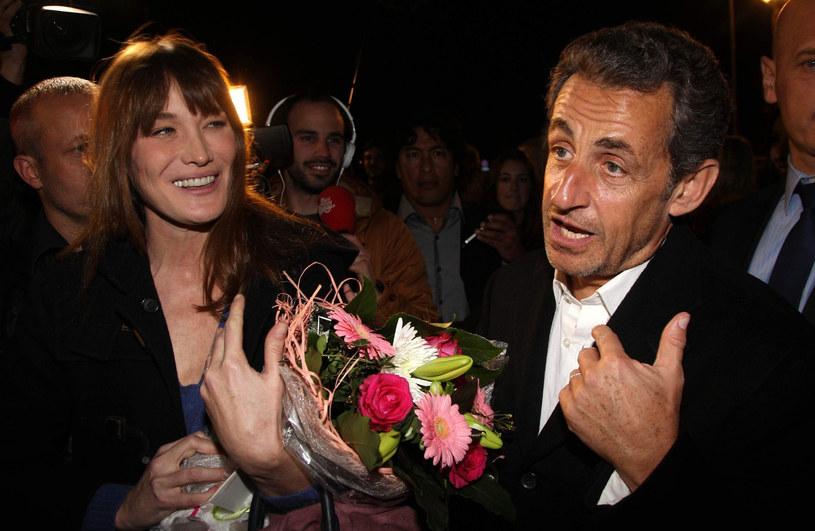 Prezydent  Francji wraz z małżonką wybierają podlizboński masyw górski Arrabida /East News