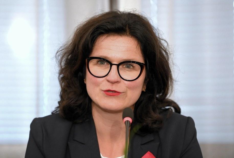 Prezydent Gdańska Aleksandra Dulkiewicz /Darek Delmanowicz /PAP