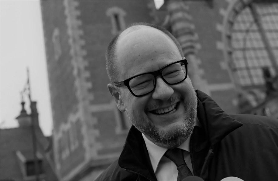 Prezydent Gdańska Paweł Adamowicz zmarł na początku 2019 roku / Adam Warżawa    /PAP