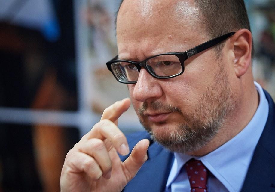 Prezydent Gdańska /Adam Warżawa /PAP