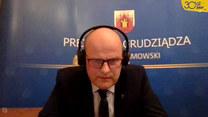 Prezydent Grudziądza: Będę apelował do mieszańców, żeby ograniczyli wizyty na cmentarzach