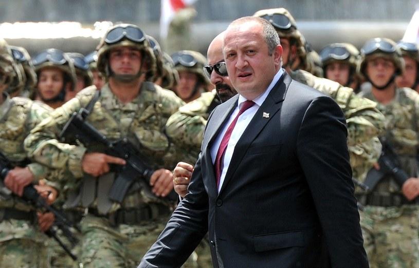 Prezydent Gruzji Giorgi Margwelaszwili stwierdził, że Rosja testuje cierpliwość Gruzinów /AFP