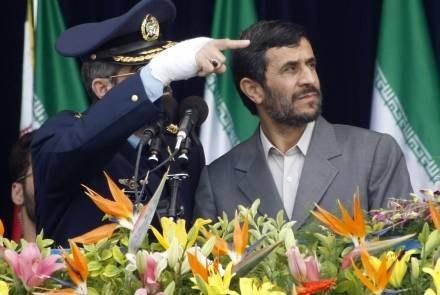 Prezydent Iranu Mahmud Ahmedineżad /AFP