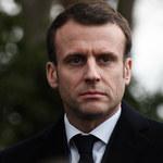 Prezydent Izraela dziękuje Macronowi za reakcję na incydenty antysemickie