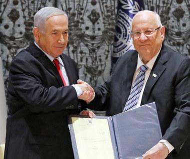 Prezydent Izraela powierzył Netanjahu misję utworzenia rządu
